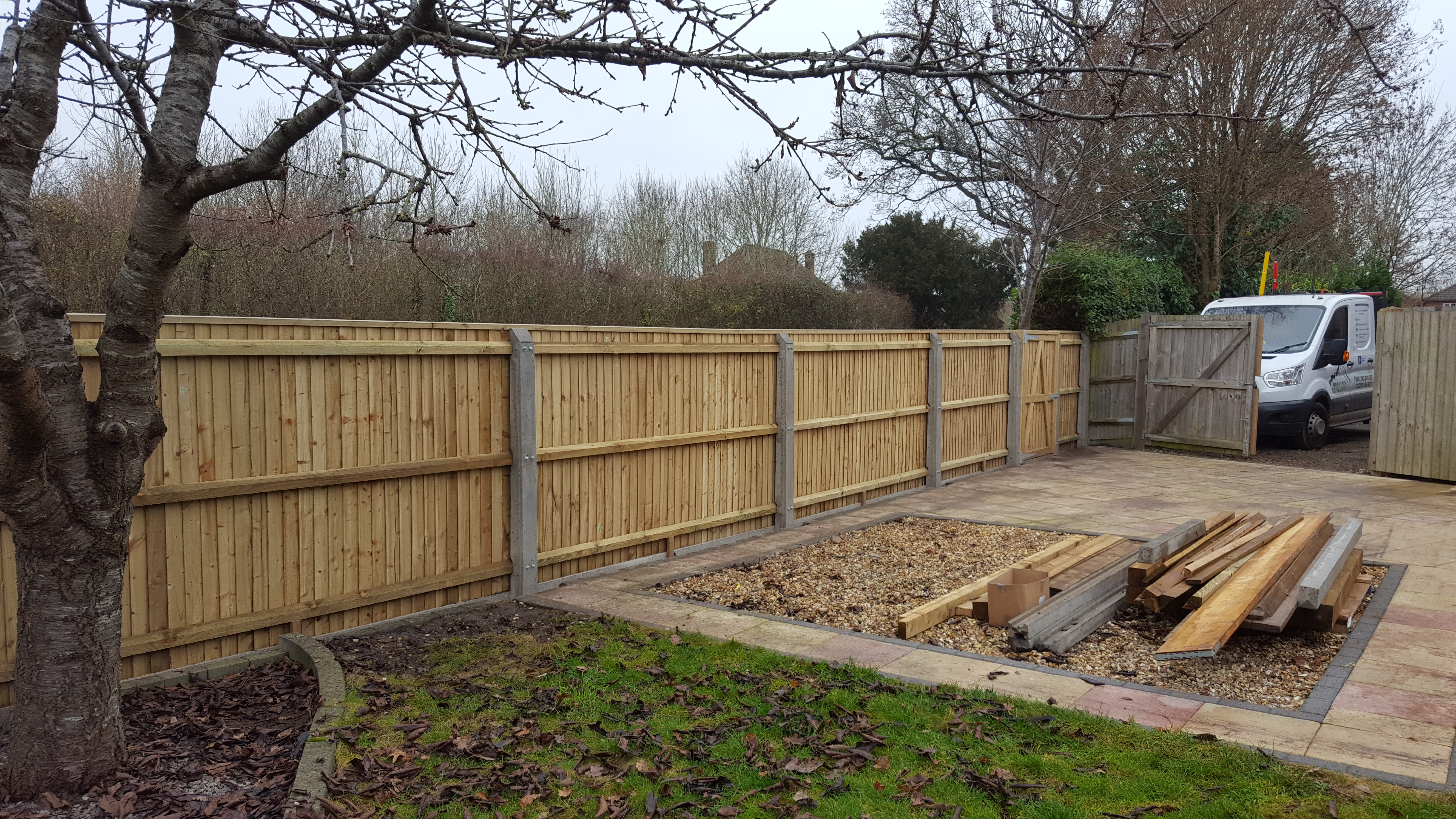 Probably the most durable fencing you can get