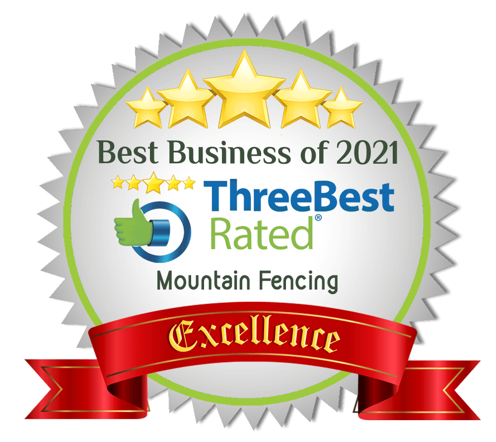 One of the best fencing contractors in Southampton - as rated by threebestrated.co.uk